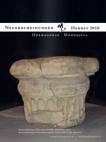 Geschichte - Mohorjeva