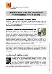 01. - Gemeinde Rudolfstetten