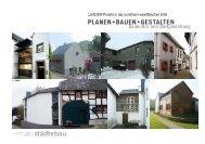 Planen, Bauen und Gestalten - enck-oswald architekten