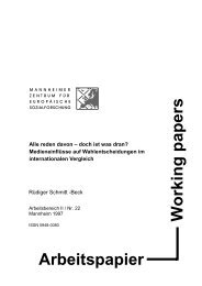 Wp2-22.pdf - MZES - Universität Mannheim