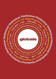 globale13_programmheft - Get a Free Blog