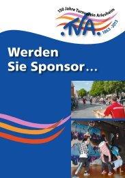 Sponsoringpakete - Dorffest
