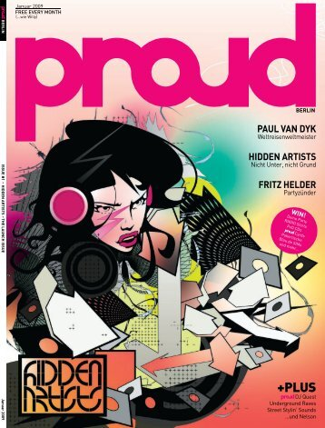 win! - PROUD magazine