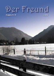 Quartal 01/2012 - Gemeinschaft der Siebenten Tags Adventisten
