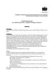 (PDF), Heinz-Josef Janßen, Kreuzbund e.V., Hamm - Aktionswoche ...