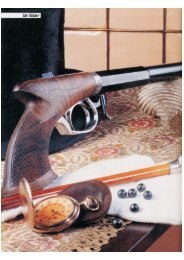 Testbericht der Pistole Billinghurst im Visier 8/1998 - Tilo Dedinski ...