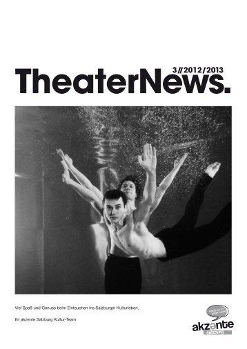 TheaterNews. - Akzente