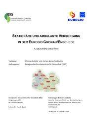 Stationäre und ambulante Versorgung - Dr. Jochen Beck