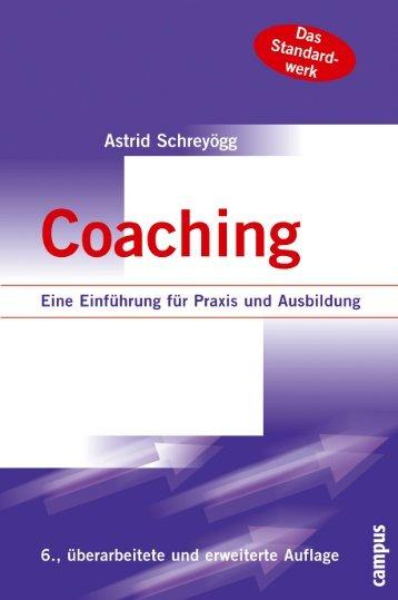 Leseprobe zum Titel: Coaching - Die Onleihe