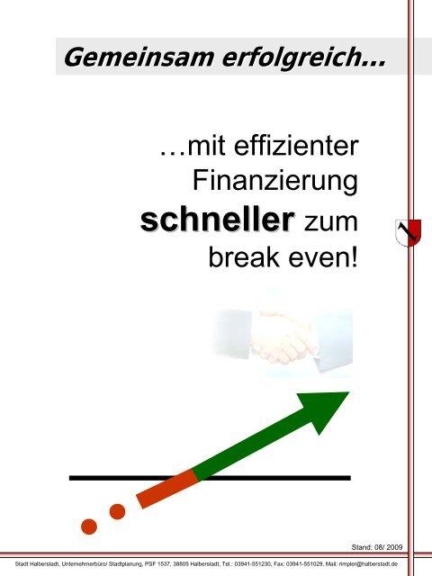 Gemeinsam erfolgreich - Halberstadt
