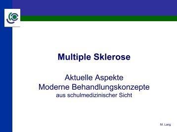 Multiple Sklerose - ulmmed