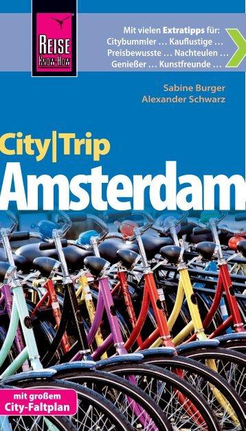 CityTrip Amsterdam - Die Onleihe