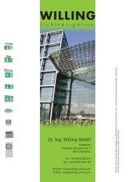 Dr. Ing. Willing GmbH - LichtArt