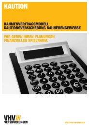 Vertragsunterlagen - Bundesverband Korrosionsschutz e.V.
