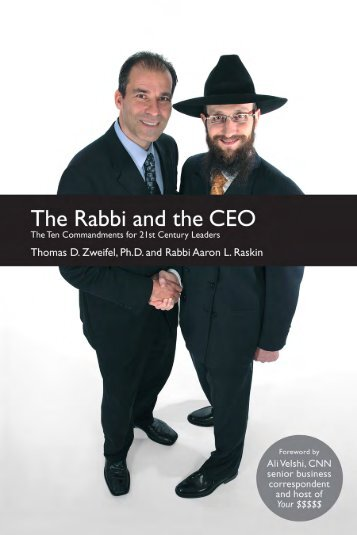 The Rabbi and the CEO - Swiss Consulting Group