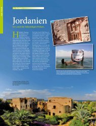 Jordanien - Stephan Burianek