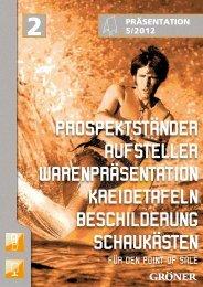 Präsentation (pdf) - Karl Gröner GmbH