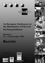 Bericht - European Children's Film Association