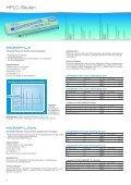 FLÜSSIGKEITSCHROMATOGRAPHIE Bewährte Produktlinien für ... - Seite 6