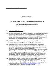 Förderungsrichtlinien – PDF