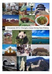 2013-Chinareise_ Ausschreibung ... - Cosmos – Taichi