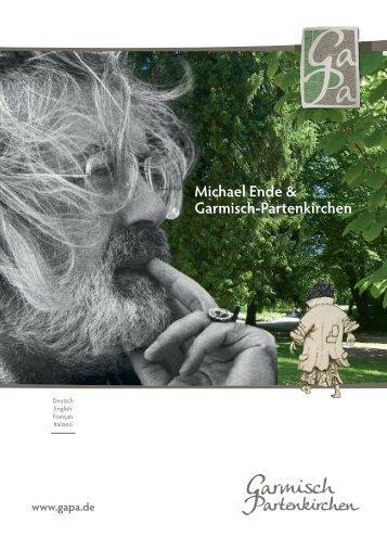Michael Ende & Garmisch-Partenkirchen