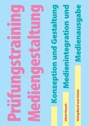 Konzeption und Gestaltung Medienintegration und ... - PDF-Site