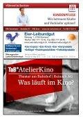 Das informative Monatsmagazin für Boniswil Das ... - dorfheftli - Seite 6