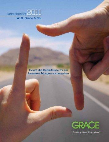 Jahresbericht - Grace Investor Relations