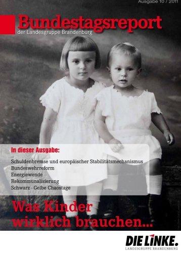 ge, Anfragen & Initiativen - Tackmann, Kirsten