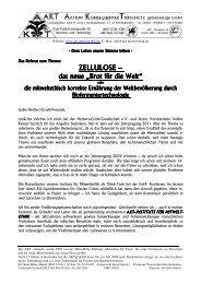 mehr - Albert Schweitzer Stiftung für unsere Mitwelt