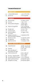Unser aktuelles Programm für 2013 als PDF zum Download - Seite 6