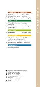Unser aktuelles Programm für 2013 als PDF zum Download - Seite 7