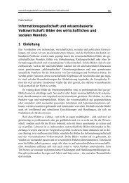 Informationsgesellschaft und wissensbasierte Volkswirtschaft: Bilder ...