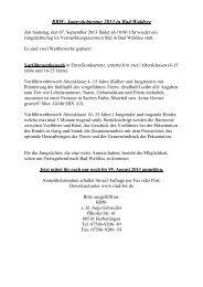 RBW- Jungzüchtertag 2013 in Bad Waldsee - Rinderunion Baden ...