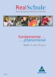NWA in der Praxis - Landesbildungsserver Baden-Württemberg