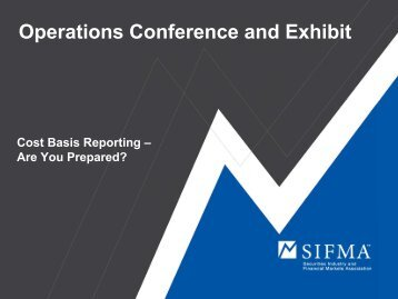 Operations Conference and Exhibit - Events
