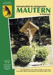Ausgabe 40 - Mautern