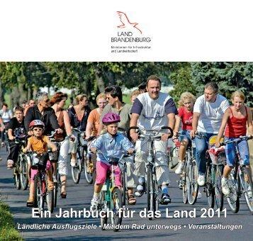 Ein Jahrbuch für das Land 2011 - Ministerium für Infrastruktur und ...