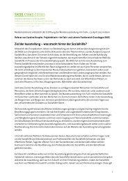 Referat Caroline Knupfer, Projektleiterin «Im Fall» der SKOS