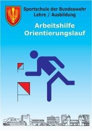 Arbeitshilfe Orientierungslauf 2006 - Kommando.Streitkraeftebasis.de