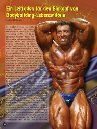 Ein Leitfaden für den Einkauf von Bodybuilding–Lebensmitteln Ein ...