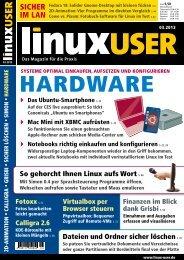 LinuxUser - Medialinx Shop