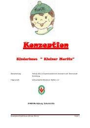 Konzept Kinderhaus - Volkssolidarität Bundesverband e.V.