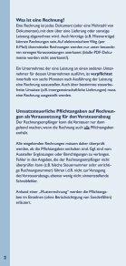 Pflichtangaben einer ordnungsgemäßen Rechnung - Laufenberg ... - Seite 2