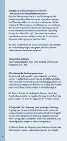 Pflichtangaben einer ordnungsgemäßen Rechnung - Laufenberg ... - Seite 4