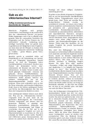 Gab es ein viktorianisches Internet? - Technikgeschichte der ETH ...