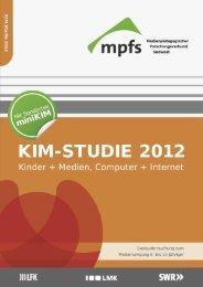KIM-Studie - Jugend und Medien