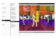 Intro Concepts Partners Spaces Output Extras Abstract ... - Hyperwerk