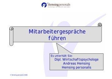 Mitarbeitergespräche Führen   IHK Saarland